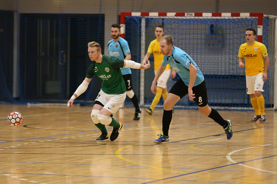 Viimsi FC Rinopal - Tartu Maksimum